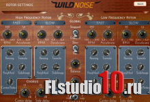 WildNoise WildOrgan