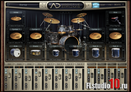 Addictive Drums Full