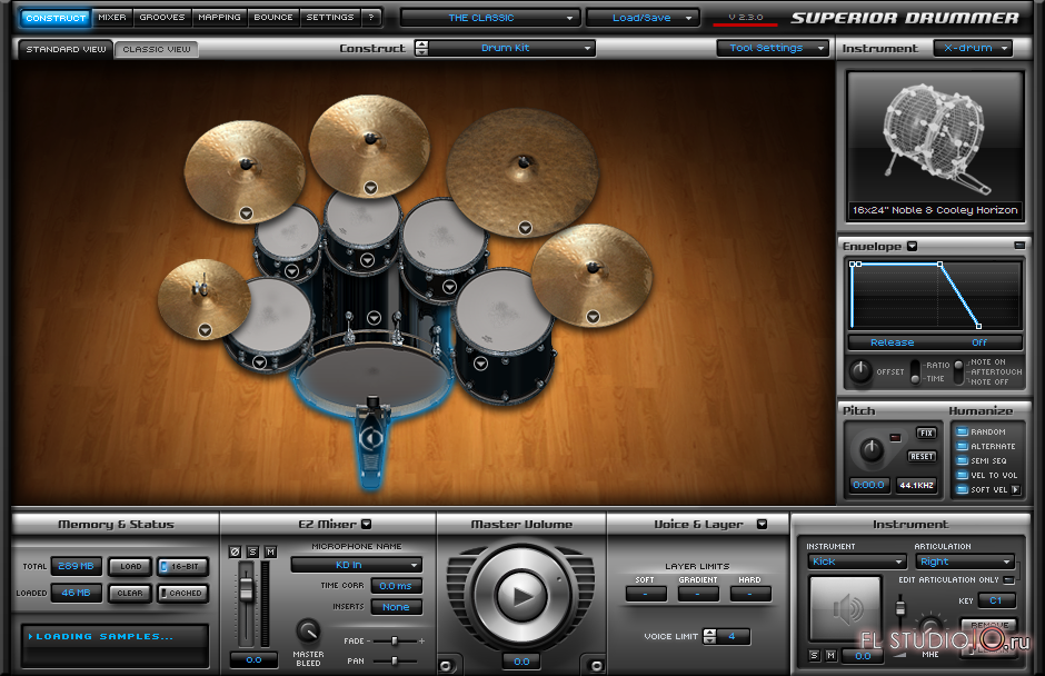 how to use superior drummer 2