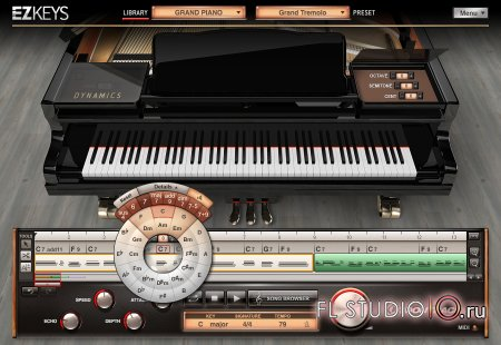 EZkeys Player Grand Piano