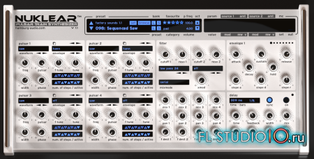 Nuklear Synthesizer 1.1.3