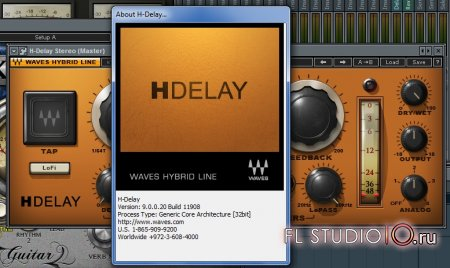 Waves All Plugins Bundle