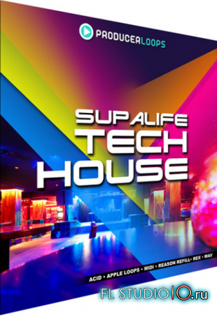 Supalife Tech-House