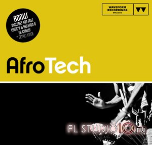 Waveform Recordings - Afro Tech