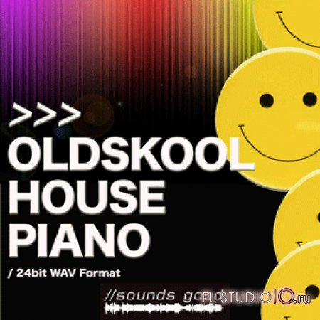 Old Skool House Piano