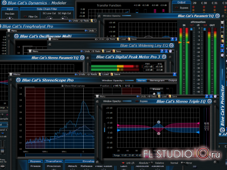 Blue Cat Audio - All Plug-ins Pack