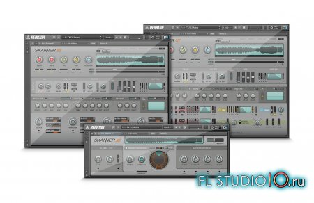Native Instruments - Skanner XT