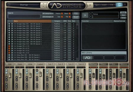 Addictive Drums Full 2012