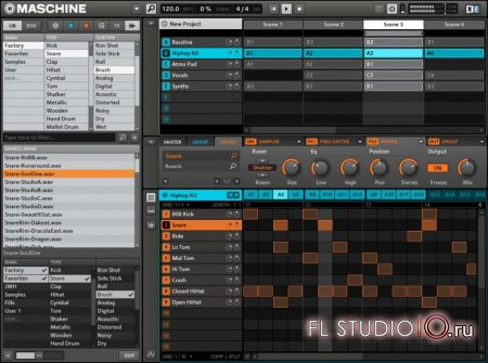 Native Instruments - Maschine 1.8.1