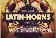 Loopmasters - Latin Horns