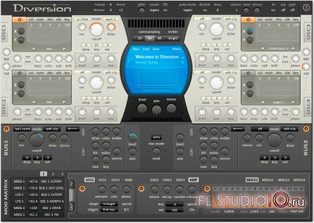 Dmitry Sches Diversion 1.26