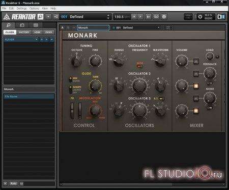 Native Instruments - Monark 1.0