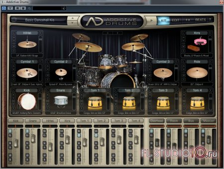 Addictive Drums 1.5.4