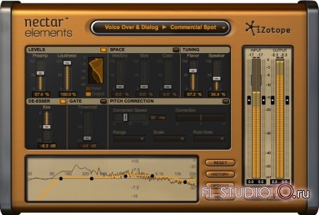 iZotope Nectar Elements 1.00