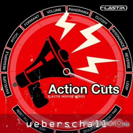 Ueberschall  -  Action   Cuts