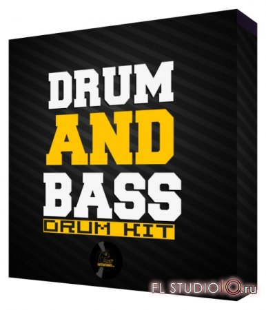 Gotchanoddin Drum N Bass Drum Kit