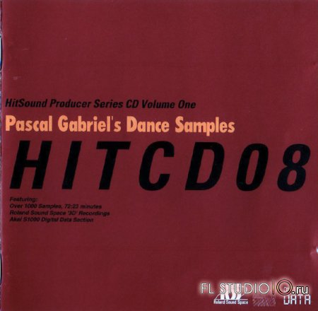AMG - Pascal Gabriels Dance Samples