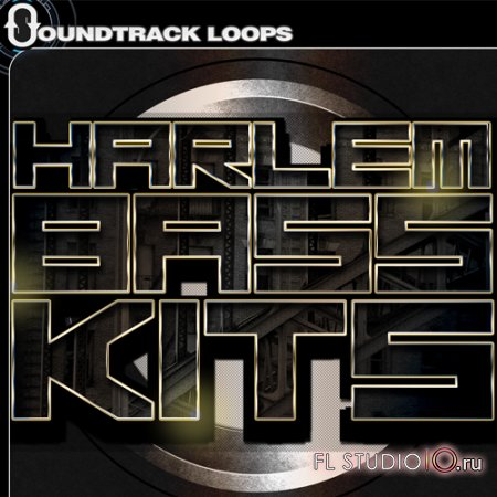Soundtrack Loops Harlem Bass Kits