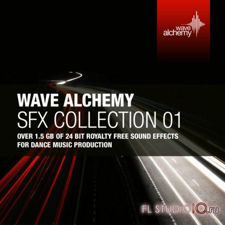 Wave Alchemy - SFX Collection 01