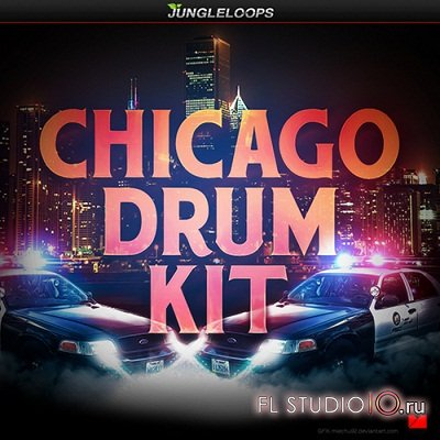 Jungle Loops - Chicago Drum Kit
