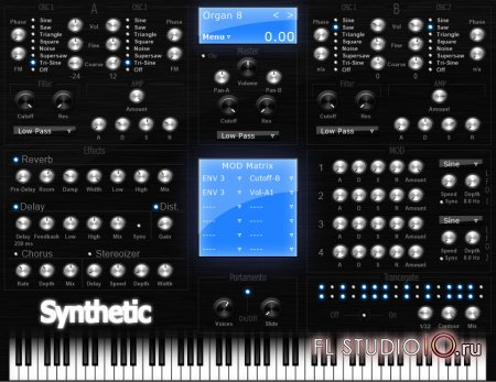 SBAudio - Synthetic 1.0.4