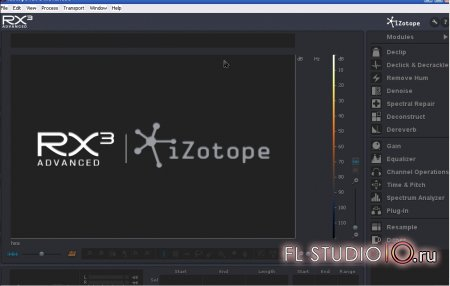 іZotope - RX3 Advanced 3.02.812