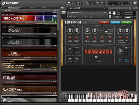 Native Instruments - Kontakt 5.1.0