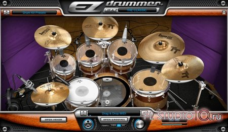 EZDrummer The Classic