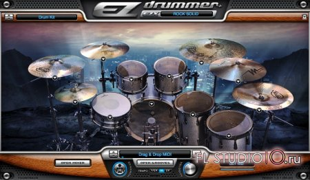 EZDrummer Rock Solid