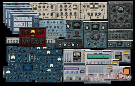 Nomad Factory - Plugins Bundle 2014
