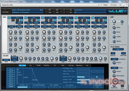 Rob Papen - BLUE II