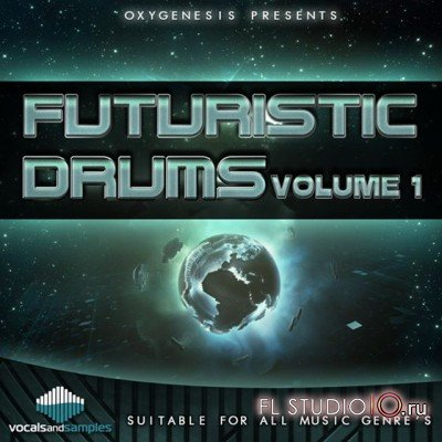 Futuristic Drums Vol. 1