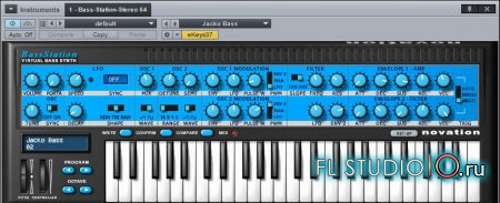 Novation - Bass Station 2.1