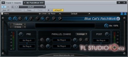 Blue Cat Audio - Blue Cats PatchWork 1.7