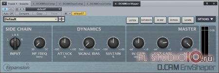FXpansion - DCAM Dynamics 1.0.1.7