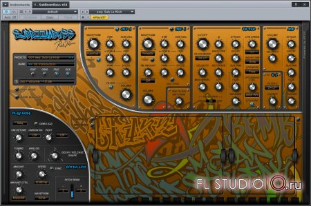 Rob Papen - SubBoomBass 1.1.2f