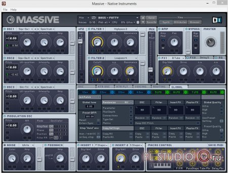 Native Instruments - Massive 1.4.2