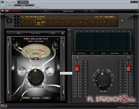 Plug And Mix - Chainer 1.1.0