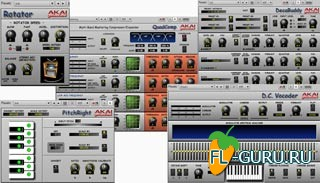 Akai Professional VST Collection 1.0
