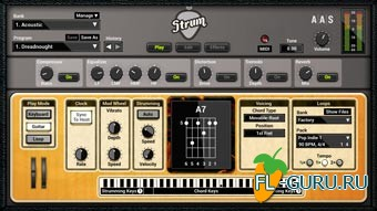 Applied Acoustics Systems Strum GS-2 2.0.0 WIN.OSX x86/x64