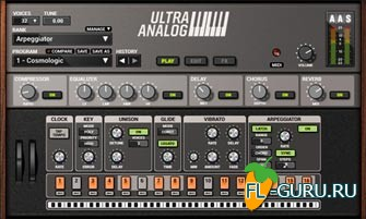 Applied Acoustics Systems Ultra Analog VA-2 2.0.5 VSTi.AU WIN.OSX x86/x64