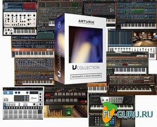Arturia V Collection 4 VST.VST3.AAX 4.0.1 х86/x64