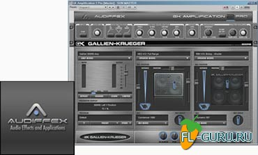 Audiffex GK Amplification 2 Pro 2.0.2 STANDALONE.VST.RTAS