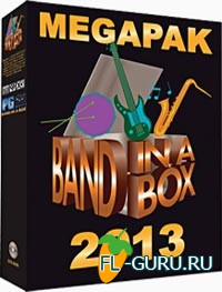 Band In A Box 2013 Pluspack