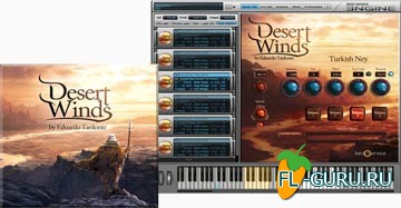 Best Service Desert Winds - библиотека сэмплов для MAGIX Best Service Engine