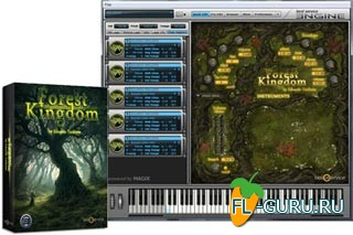 Best Service Forest Kingdom - библиотека для MAGIX Best Service Engine