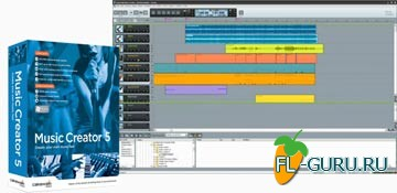 Cakewalk Music Creator v.5.0.4.23 - ADDICTION
