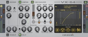 Cakewalk Vx-64-Vocal Strip VST 1.0.0