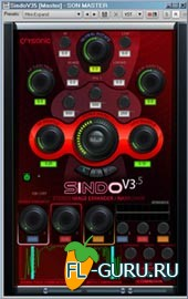 Crysonic Sindo v.3.5 Stereo Image Expander