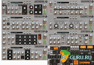 D16 Group Complete Bundle Effects x86/x64(WIN.MacOSX)